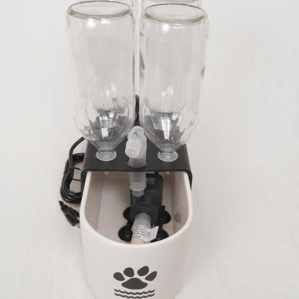 Image of: Big Dog Water Fountain Bottle
