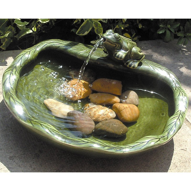 Image of: Bird Bath Fountain Accessories