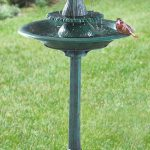 Bird Bath Fountain Home Depot