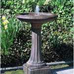 Bird Bath Fountain Small