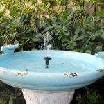 Bird Fountains Waterfalls