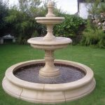 Black 3 Tier Water Fountain