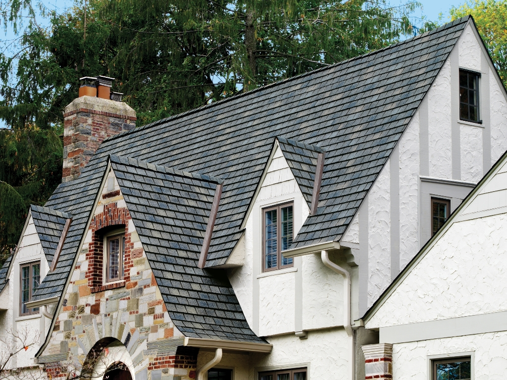 Blue Roof Shingles Architectural