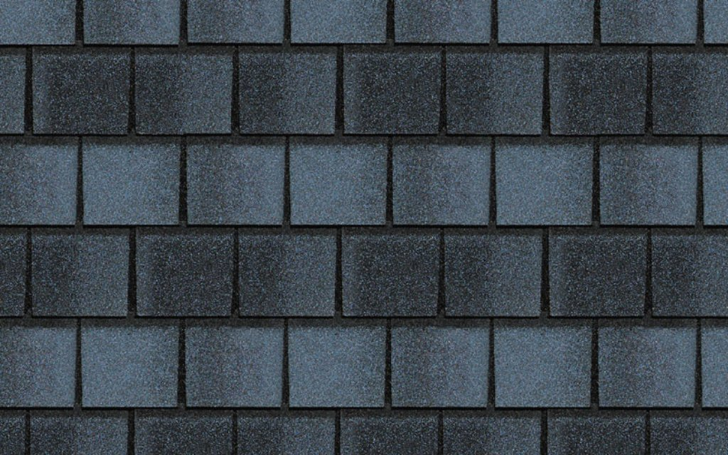 Image of: Blue Roof Shingles for Sale