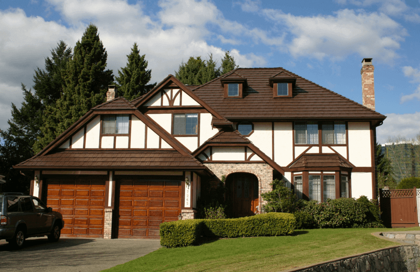 Image of: Brown Aluminum Roof Paint