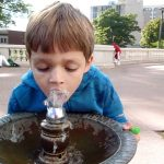 Bubbler Drinking Fountain