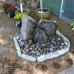 Bubbling Rock Fountain Design