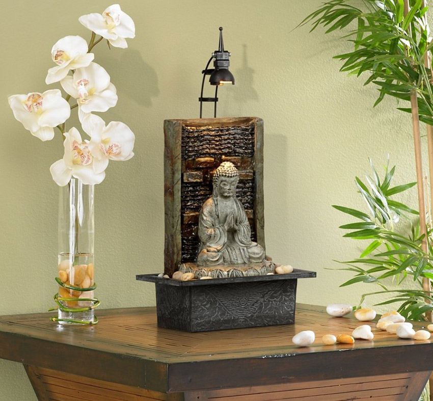 Image of: Buddha Cheap Water Fountains