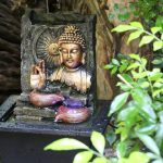 Buddha Indoor Wall Fountain