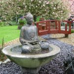 Buddha Water Fountain Outdoor