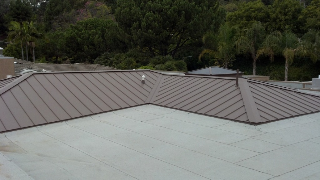 Image of: Built Up Roof Repair