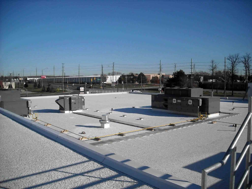 Image of: Built Up Roof Systems