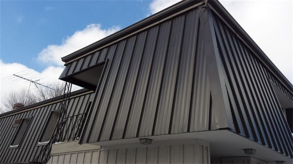 Burnished Slate Metal Roof Images Ideas