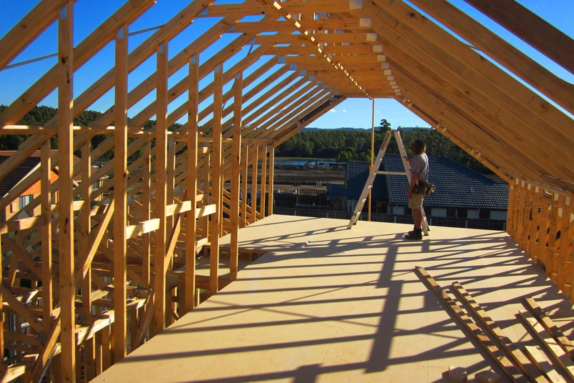 Image of: Canvas Roof Structure