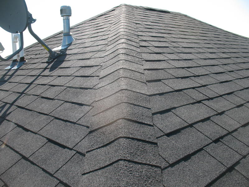 Image of: Cap Roofing Designs