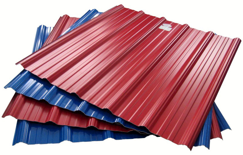 Cap Sheet Roofing Colors