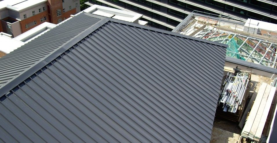 Image of: Cap Sheet Roofing Ideas