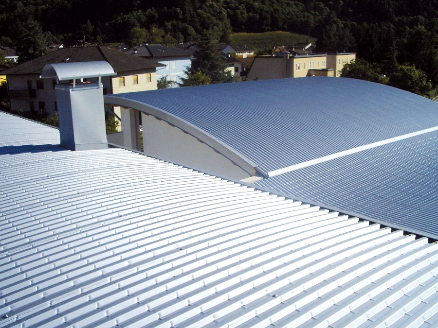 Image of: Cap Sheet Roofing Material