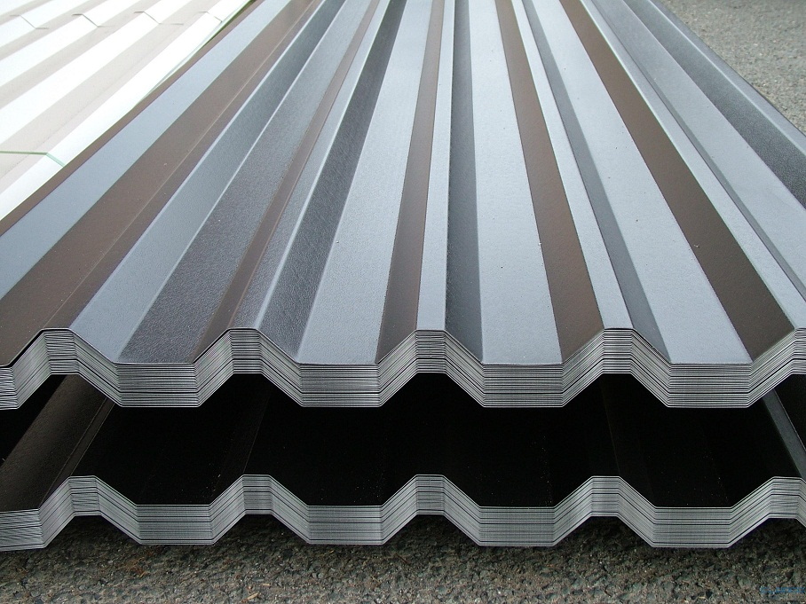 Cap Sheet Roofing Style