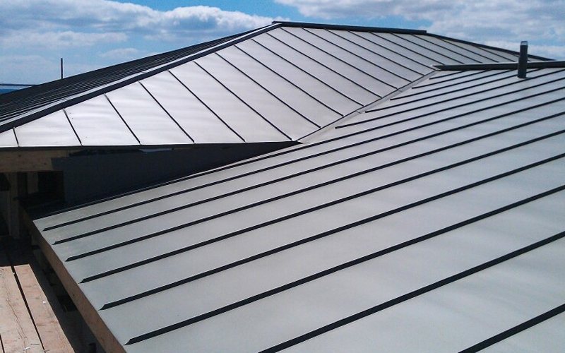 Image of: Cap Sheet Roofing Type
