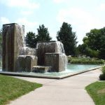 Cascade Fountains at Deerwood