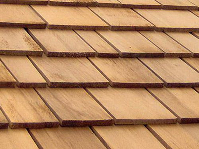 Cedar Roof Shingle Alternatives
