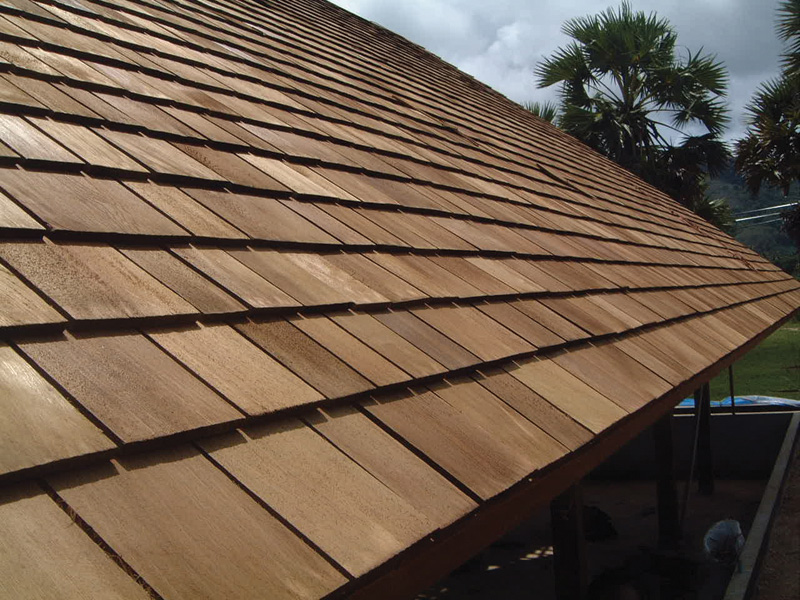 Cedar Roof Shingles Curling
