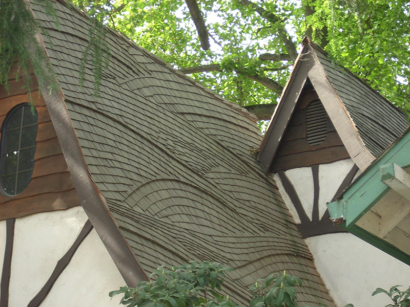 Cedar Roof Shingles for Gazebo