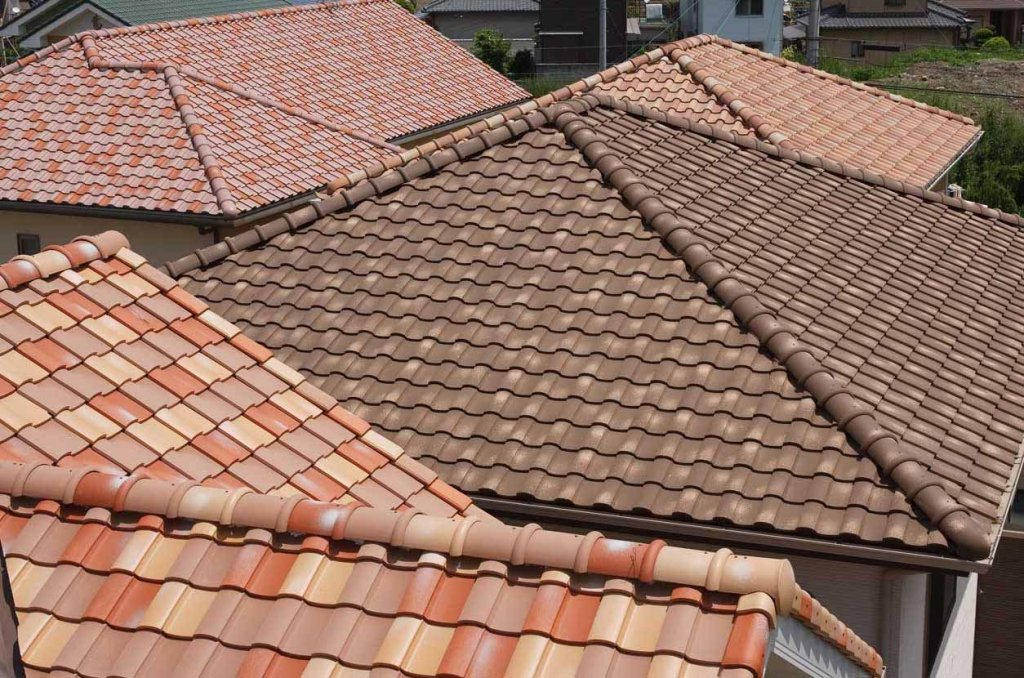 Image of: Cement Roof Tiles Prices
