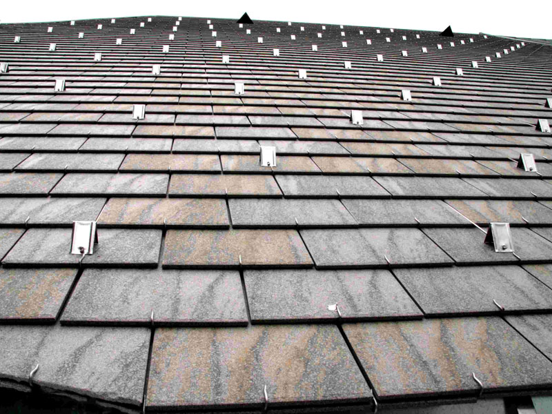 Image of: Ceramic Roof Tile Image