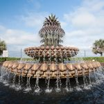 Charleston Pineapple Fountain History