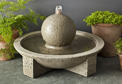 Image of: Cheap Concrete Water Fountains