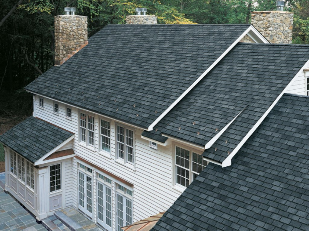 Image of: Cheap Roofing Materials for a Flat Roof