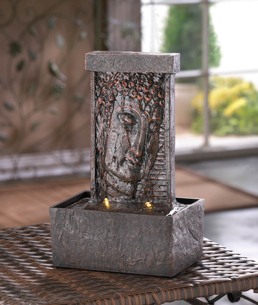 Image of: Cheap Water Fountains Indoor