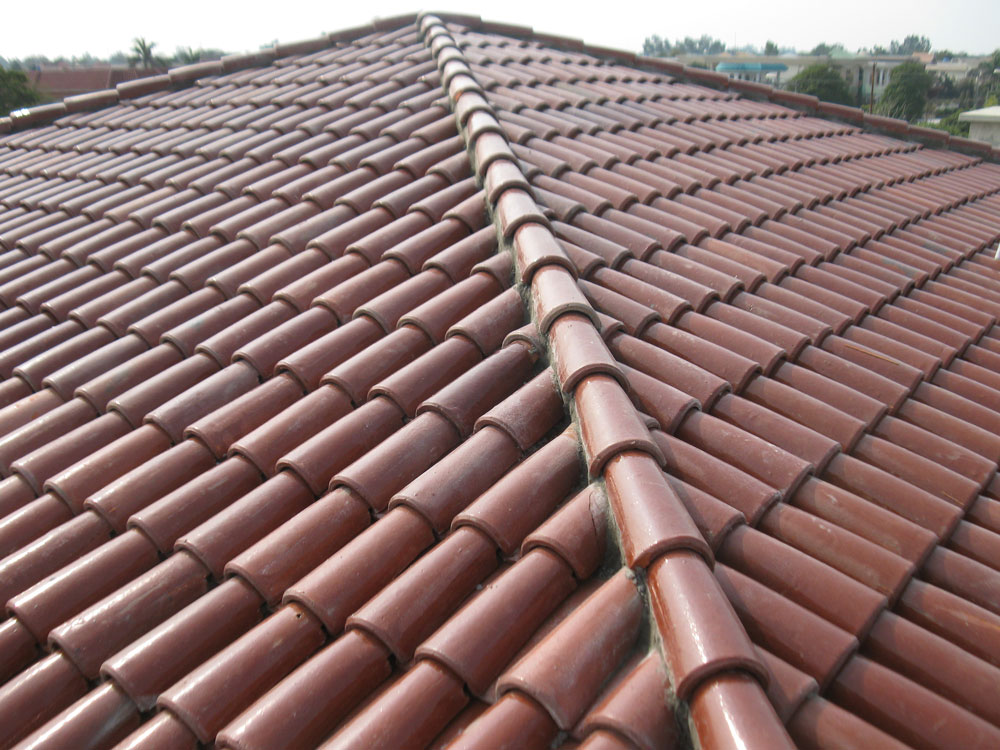 Clay Roof Tile Designs