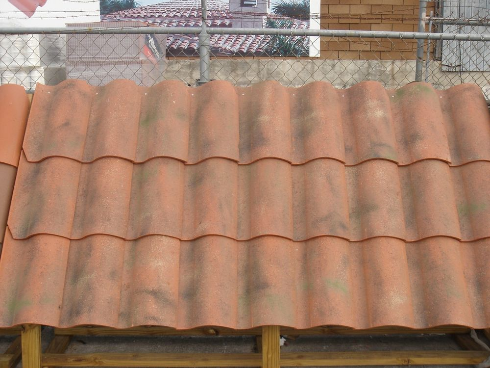 Clay Roof Tile Ideas