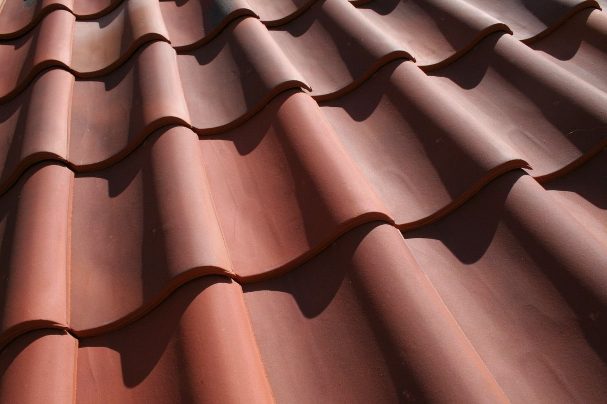Image of: Clay Tile Roofing