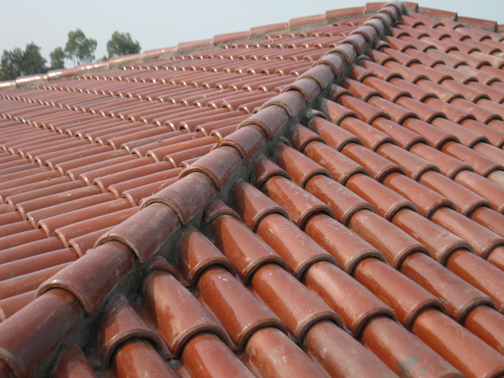 Colour Clay Roof Tiles Home Depot