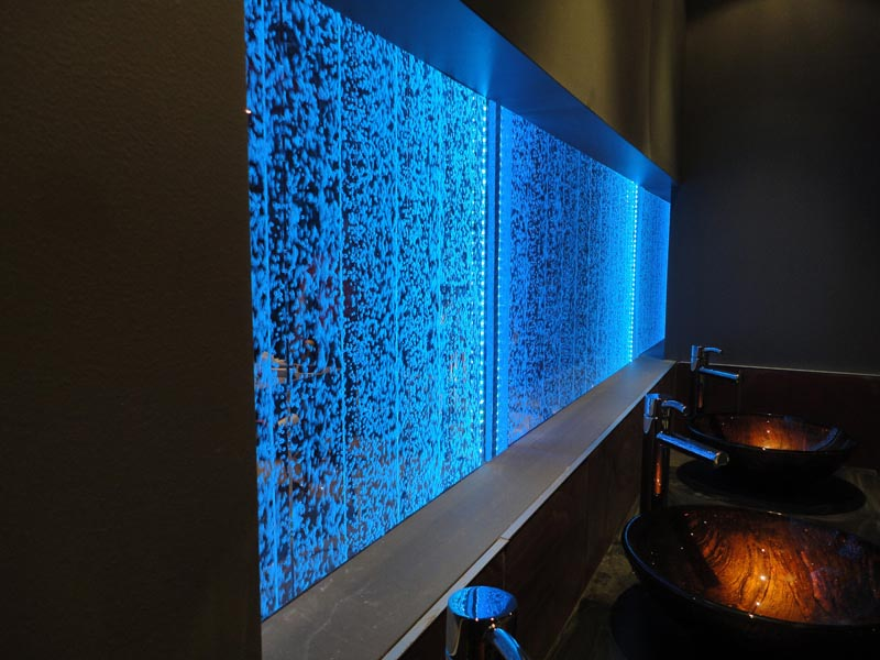 Image of: Commercial Water Fountains Led