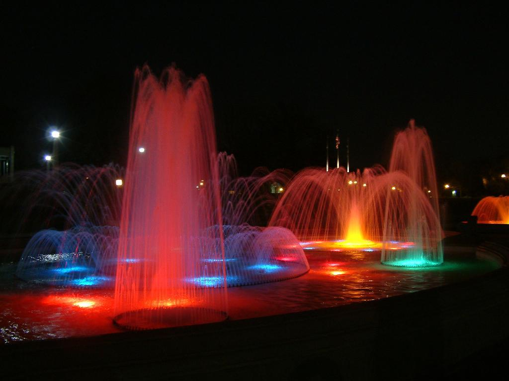 Image of: Commercial Water Fountains