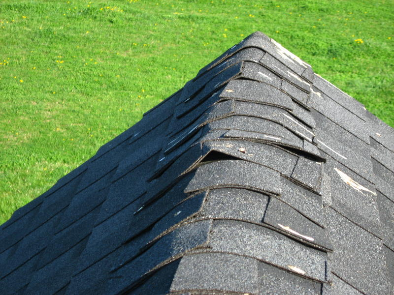 Image of: Common Cap Roofing