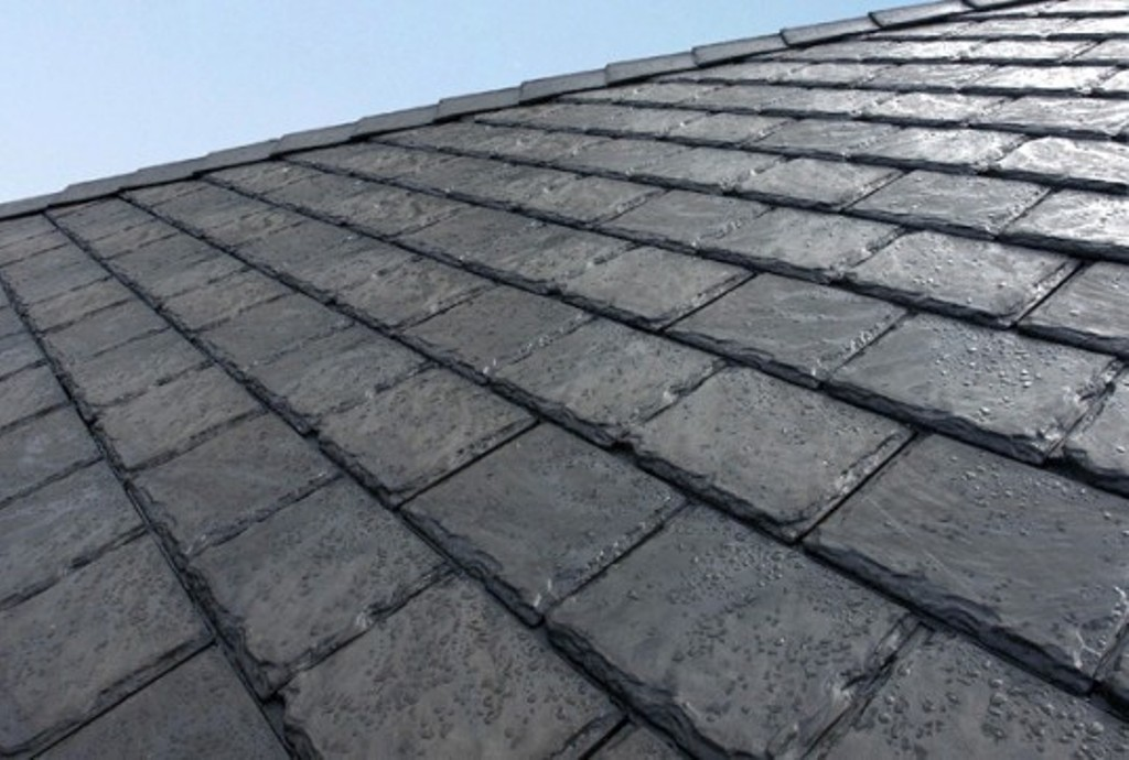 Image of: Composite Roof Tiles Clay