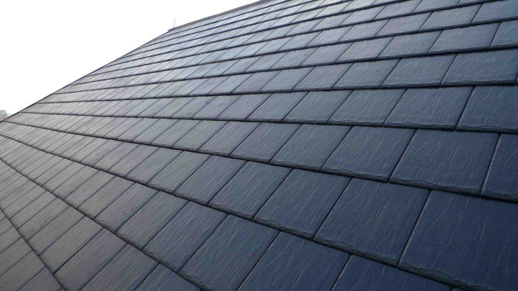 Image of: Composite Roof Tiles Cost