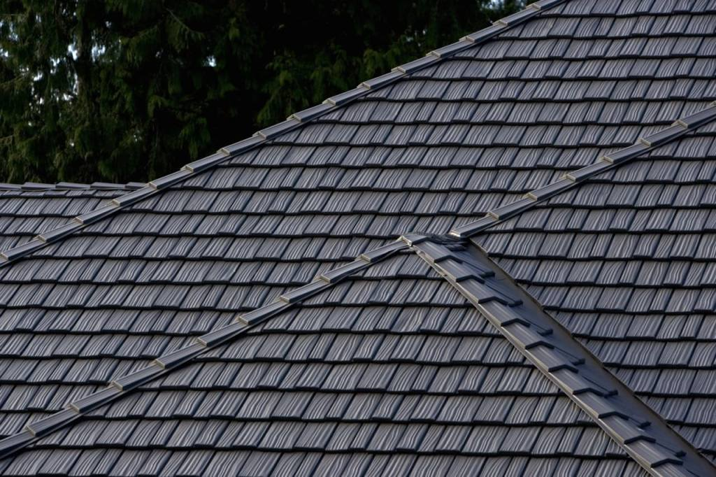 Composite Roof Tiles Types