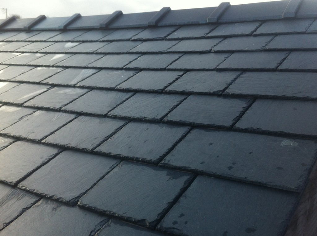 Composite Roof Tiles and Ridges