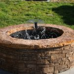 Concrete Water Fountain Base