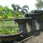 Concrete Water Fountain Basins