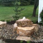 Concrete Water Fountains Design