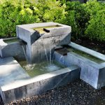 Concrete Water Fountains Outdoor
