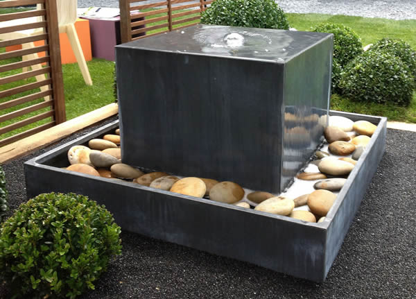 Image of: Concrete Water Fountains near Me